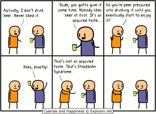 Adult Peer Pressure 3